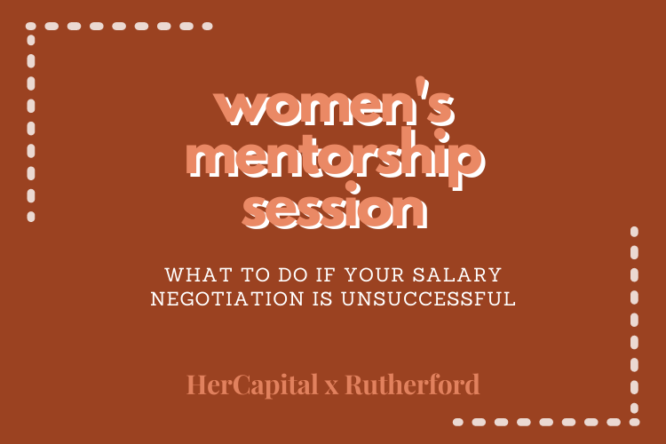Women Mentorship Session Website Rutherford and HerCapital