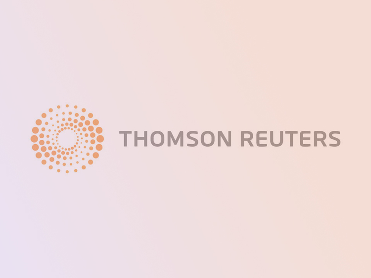 Thomson reuters logo rutherford